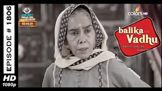 Balika Vadhu - ?????? ??? - 31st January 2015 - Full Episode (HD)