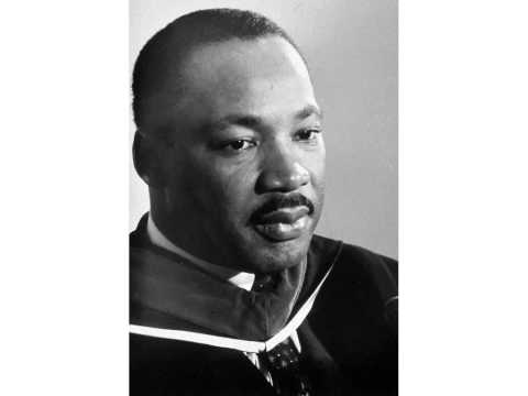 "Martin Luther King Jr., ""The Drum Major Instinct"" Sermon"