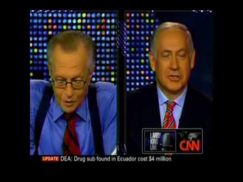 Part 1 of 5: CNN Larry King Interviews Benjamin Netanyahu July 7, 2010