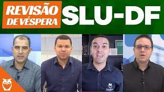 Revisão de Véspera SLU-DF