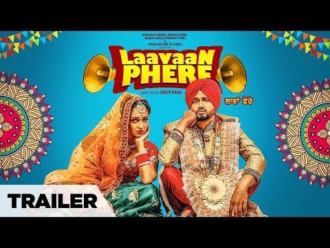 Laavaan Phere Trailer Roshan Prince, Rubina Bajwa   Latest Punjabi Movie 2018   Releasing 16 Feb