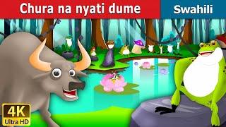 Chura na Nyati dume | Hadithi za Kiswahili | Katuni za Kiswahili |Swahili Fairy Tales