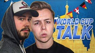 WK TALK #1   MET RAOUL EN ROB!
