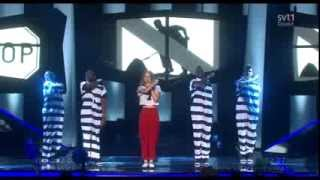 Melodifestivalen 2014: Ace Wilder - Busy Doin' Nothin'  (Live Semi-final Deltavling 3)