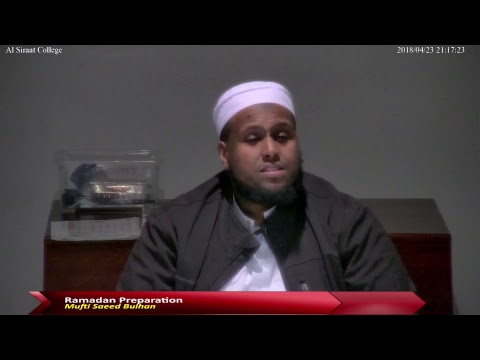 Mufti Saeed Bulhan: