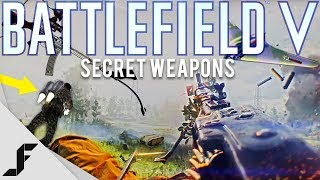 Battlefield V Secret Weapons of WWII