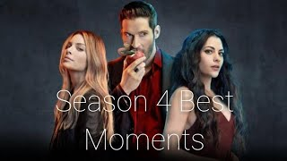 Lucifer Best Moments | Season 4 | Part - 2 | BackFire Studio