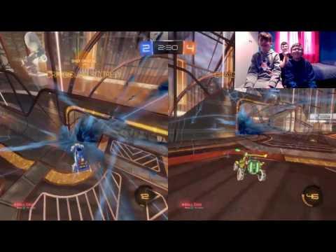 SUPER ALEX GAMEZ VS LEON XOX