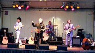 Marty Stuart And His Fabulous Superlatives Video - Marty Stuart & His Fabulous Superlatives performing Tempted in Kittanning, Pa. 6-28-14