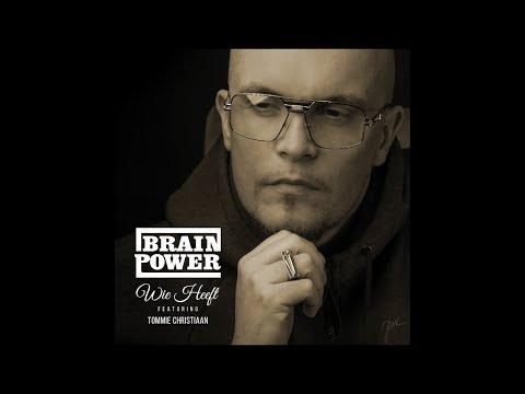 Brainpower - Wie Heeft ft. Tommie Christiaan (Lyric Video)