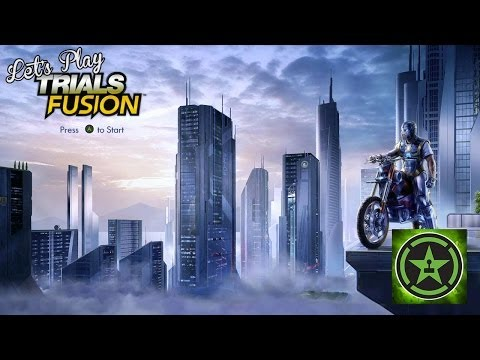 Lets Play - Trials Fusion