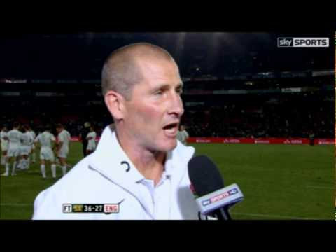England coach Lancaster on losing to the Boks |June International tour highlights 2012