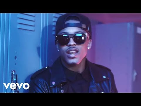 August Alsina - Get Ya Money feat. Fabolous (Video)