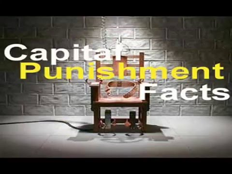 Capital punishment facts | Information about the death penalty
