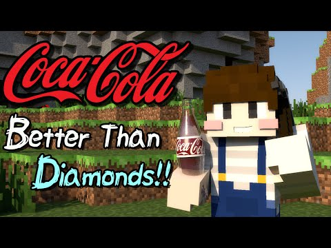 Better than Diamonds!! - YTFF academy cocacola excellence award - 마인크래프트 Minecraft [도티]