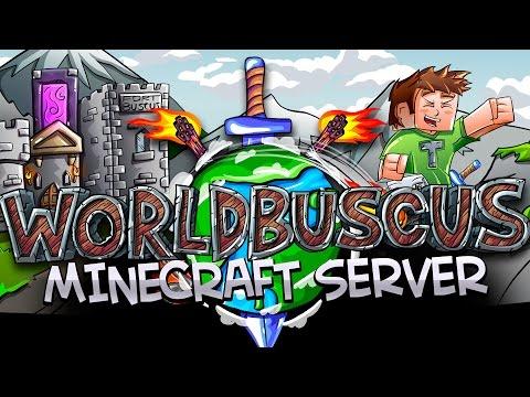 Worldbuscus Minecraft Server - SpeedART