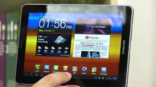 Samsung Galaxy tab 7.7 - Which? first look review