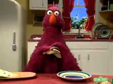 Sesame Street - Telly's Lunch