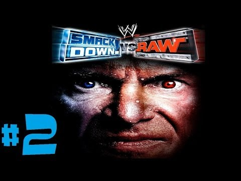 WWE Smackdown VS Raw Season Mode Playthrough Ep. 2 - HOT TORRIE WILSON