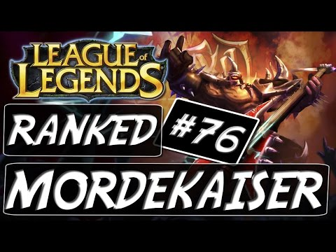 League Of Legends Ranked #76 UMA TENDA NO MID xD C/Babyfac3