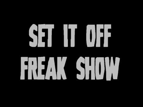 Set It Off - Freak Show (Lyrics)