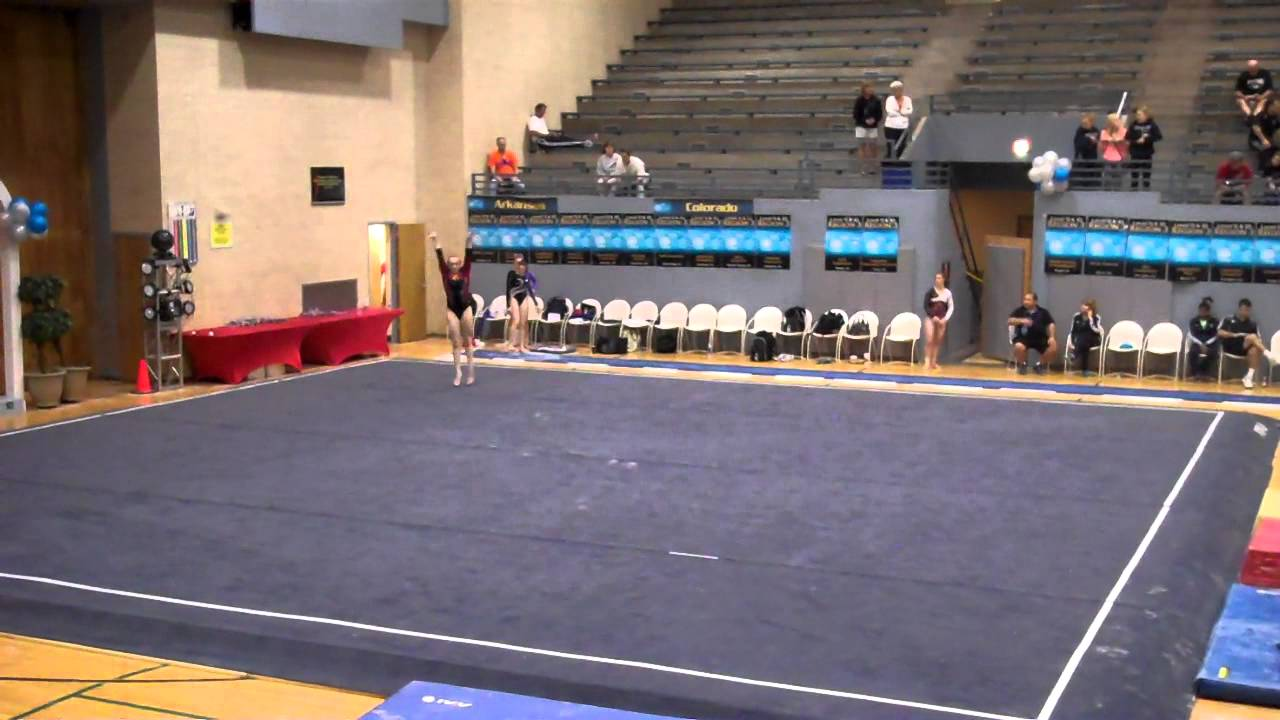 Requiem For A Dream Floor Routine Youtube