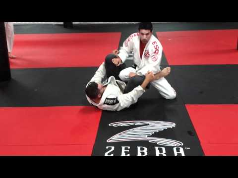 Knee on Belly to Submission - Emerson Souza - Long Island Brazilian Jiu Jitsu and MMA Image 1