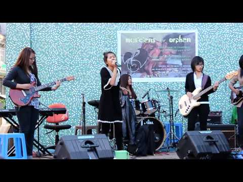 Pink Fusion - Mizo Girl Band video