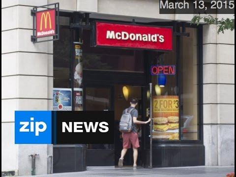 McDonalds Says No Antibiotics In Chicken, Puts KFC Under Pressure - Mar 13, 2015