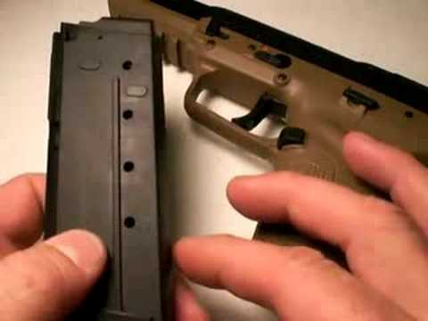 FN Five-Seven pistol:  Long Range Firepower, Part 1