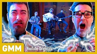 SHOCK COLLAR SONGS ft. AJR