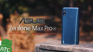 ASUS Zenfone Max Pro M2 in Depth Review in Bangla | ATC