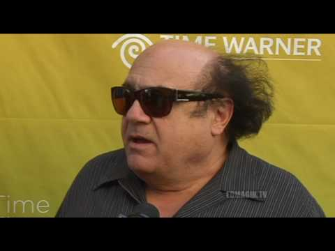 Danny DeVito Interview on the Blue Carpet of Time Warner Cable's Summer Time Event