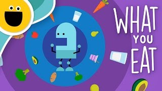 The What You Eat Song (Sesame Studios)