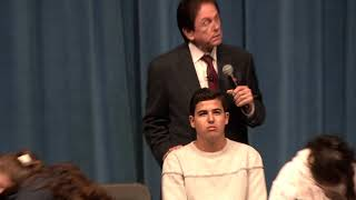 Hypnotized High School 2019 - The Induction