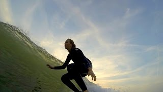 Surf Session at Pornichet GoPro Hero 3
