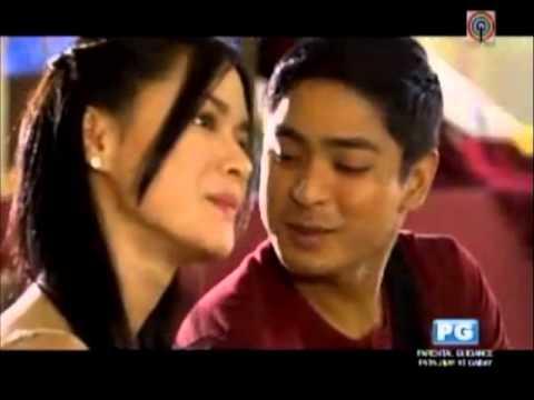 Coco Martin & Erich Gonzales JuSario Kilig Kissing Scene in Juan Dela Cruz 7 11 13