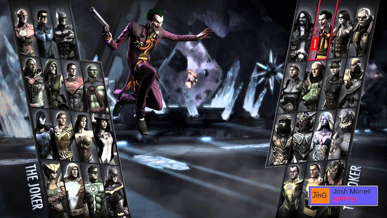how to play injustice ps4