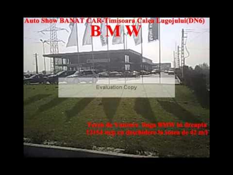 Land 4 sale next BMW Timisoara/Romania-open St-42m,all utility-Telef:0040 754772444