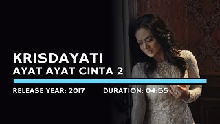 Krisdayanti - Ayat Ayat Cinta 2 (Karaoke Version)