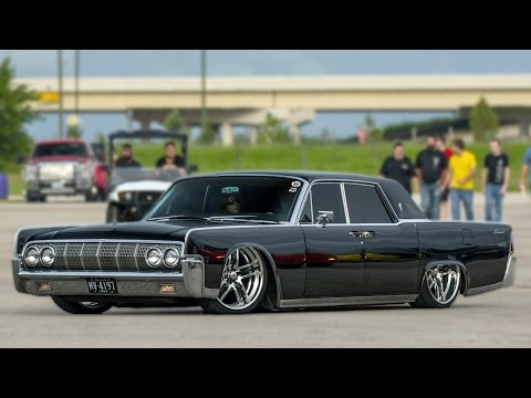The Dirty '64 Continental Airs Out