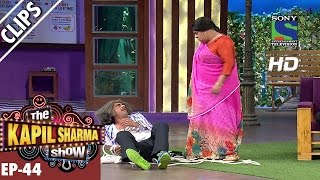 Santosh wants to murder Dr.Gulati - The Kapil Sharma Show - Episode 44 - 18th September 2016