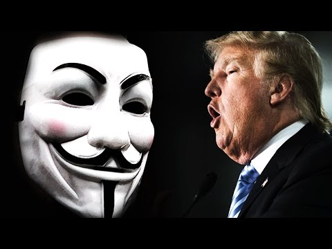 Anonymous - Message to Donald Trump II