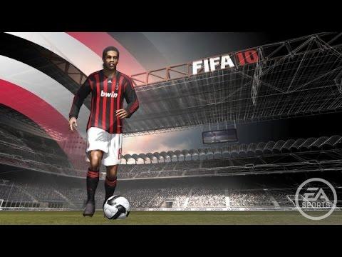 FIFA10 обзор)И игра) Смотреть всем )