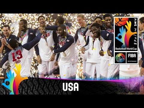 USA - Tournament Highlights - 2014 FIBA Basketball World Cup