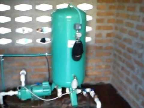Equipo hidroneumatico presion youtube for Cilindro hidroneumatico