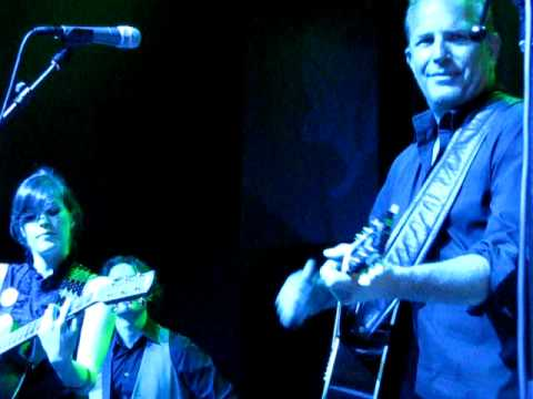 Kevin Costner &amp; Lily Costner Sing Let Me Be The One with Modern West in Boston 5/7/09