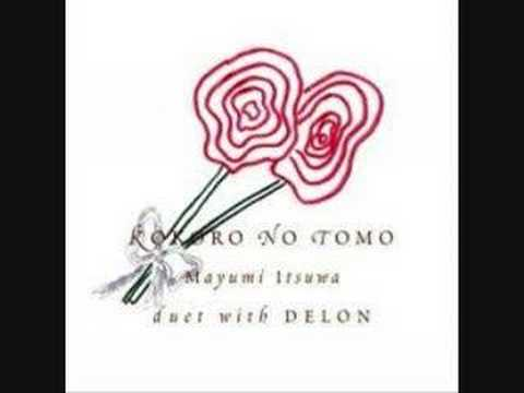 Mayumi Itsuwa Duet Delon -kokoro No Tomo video