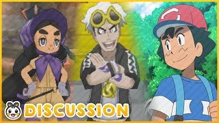 Hapu Confirmed! Possible Guzma Debut?! | Pokemon Sun and Moon Episode 104 Discussion