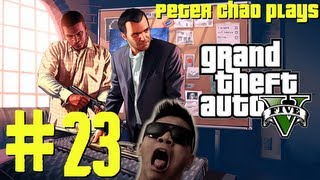 Peter Chao Plays | Grand Theft Auto 5 (GTA V) Part 23: How to Make Money